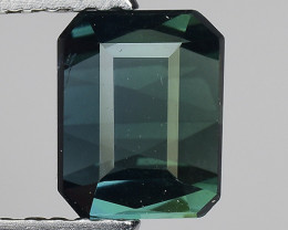 1.23 CT AFGHAN TOURMALINE BLUEISH  GEMSTONE AT25
