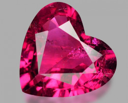 3.36 Cts Un Heated Pink Color Natural Rubellite  Loose Gemstone