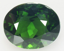 1.69 CT RUSSIAN CHROME DIOPSIDE GREEN COLOR DP9