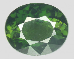 1.31 CT RUSSIAN CHROME DIOPSIDE GREEN COLOR DP14