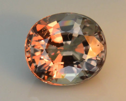 Rarest Garnet 1.04 ct Dramatic Full Color Change SKU-36