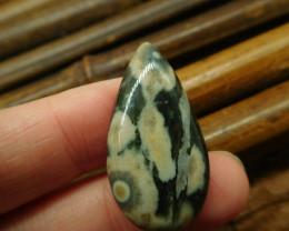 Ocean jasper cabochon natural stone (G1952)