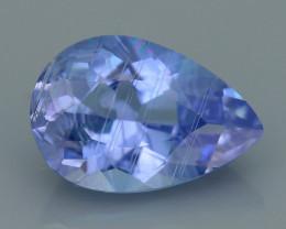 1.59 ct Maxixe Blue Beryl Brazil SKU-4