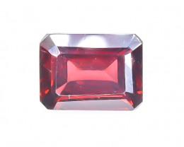 2.25 Crt Natural Rhodolite Garnet  Faceted Gemstone.( AB 63)