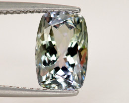 Brilliant Color 2.70 Ct Natural Tanzanite Gemstone