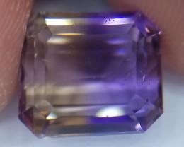 Ametrine,  7.10ct, beautiful, excellent cut gemstone!