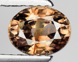 1.38 Ct Natural Zircon With Good Luster Gemstone Z16