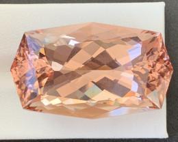 82.50 Carats Morganite Gemstone