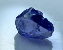 4.45 CT Natural - Unheated Blue Iolite Rough