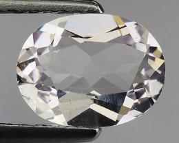 1.19 Ct Natural Morganite Stunning Luster Gemstone. M9