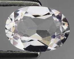 0.59 Ct Natural Morganite Stunning Luster Gemstone. M11