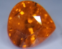 Spessartite, 2.00ct,  great drop of good quality!