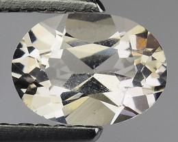 0.63 Ct Natural Morganite Stunning Luster Gemstone. M15