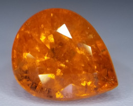 Spessartite, 2.05ct what a colour, what a stone!!