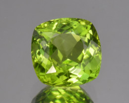 Natural Peridot 4.88 Cts Top Quality from Suppat Mine, Pakistan