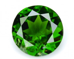 1.40 Cts Natural Green Color Chrome Diopside Loose Gemstone