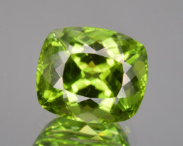 Natural Peridot 5.47 Cts Top Quality from Suppat Mine, Pakistan