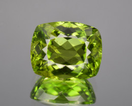 Natural Peridot 6.74 Cts Top Quality from Suppat Mine, Pakistan