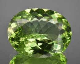 Natural Peridot 13.28 Cts Top Quality from Suppat Mine, Pakistan