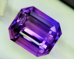 Amethyst, 21.65 Cts Natural Top Color & Cut Amethyst Gemstones