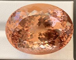 102.75 Carats Morganite Gemstones
