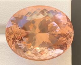 69.30 Carats Morganite Gemstones