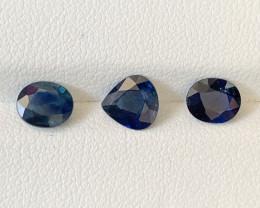 2.75 Carats Sapphire Gemstones