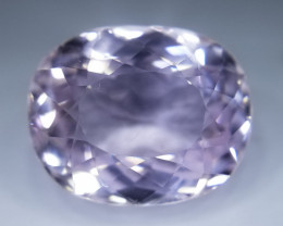 Kunzite, 7.53ct, VVS, excellent stone of extraordinary quality!
