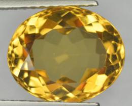 3.30 Cts Amazing Rare Golden Yellow Natural Beryl Loose Gemstone