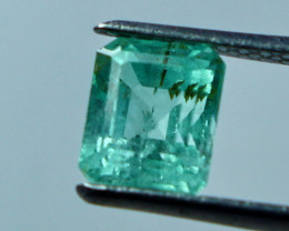 1.00 CT Natural - Unheated Green Fluorite Gemstone