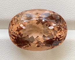 31.60 Carats Morganite Gemstones