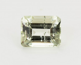 Green Beryl 2.65 ct India GPC Lab