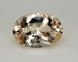 8.60 Ct Natural Stunning  Untreated Topaz Gemstone