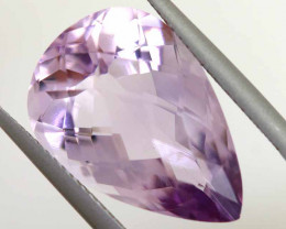 11.70 CTS AMETHYST FACETED STONE CG-3025