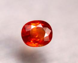 Garnet 1.07Ct Natural Vivid Orange Spessartite Garnet E1923/B34