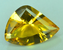 5.90 Ct Natural Golden Yellow Beryl