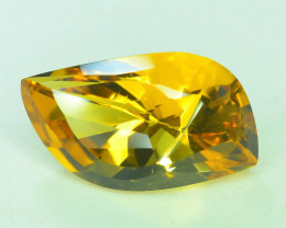 Yellow Beryl~9.60 Ct Natural Golden Yellow