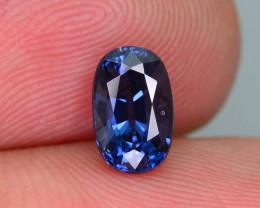 AAA Grade 1.13 ct Cobalt Blue Spinel Sku.10