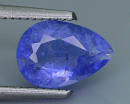 Rarest Sodalite 1.63 ct Hard to Find in Transparent & Faceted Sku.1
