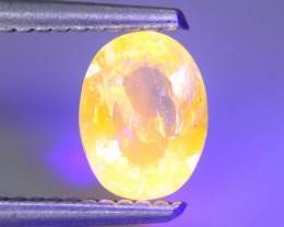 0.71 ct Natural Fluorescent Scapolite Sku.1