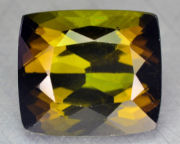 4.98 Cts Unheated Bi Color Natural Tourmaline Gemstone