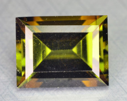 2.43 Cts Unheated Bi Color Natural Tourmaline Gemstone
