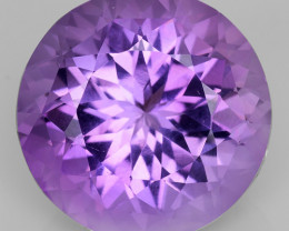 20.10 Cts Sparkling  Amethyst Brilliant Color and Cut ~ AM1