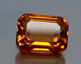 1.75Crt Madeira Citrine Natural Gemstones JI16