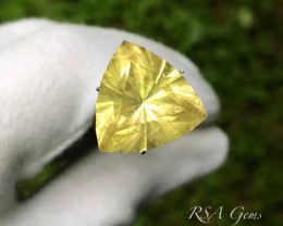 Yellow Grossular Garnet - 19.25 carats