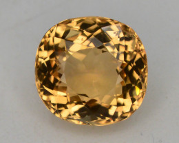 1.85 Ct Natural Heliodor AAA Grade Yellow Color