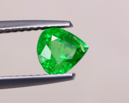 1.17Ct Natural Tsavorite Garnet Pear Cut Lot A924