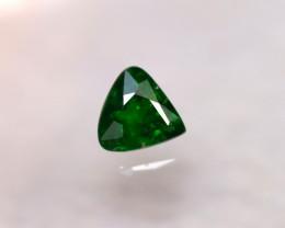 Tsavorite 0.80Ct Natural Intense Vivid Green Color Tsavorite Garnet D2022