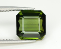 3.45 Ct Natural Afghanistan Chrome tourmaline