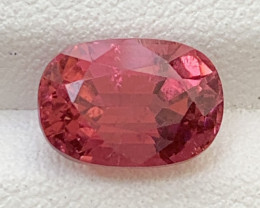 3.50 Carats Natural Color Tourmaline Gemstone